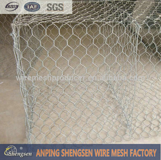 The Specification of Gabion Box