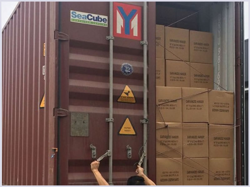 metal wire hangers Delivery