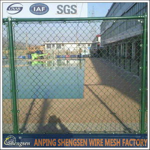 Usage and Feature of Chain Link Fence