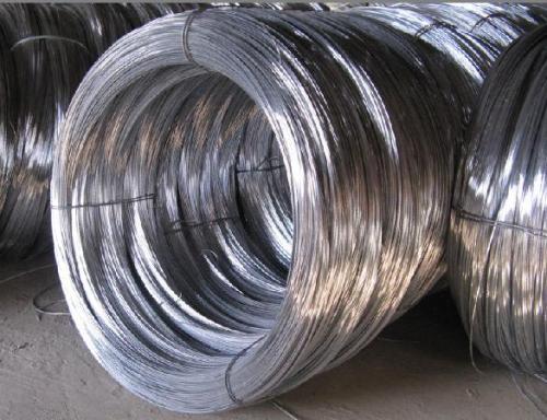 galvanized wire
