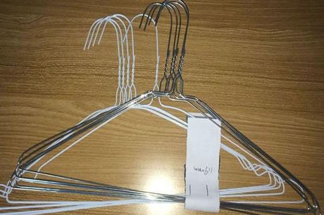 shengsen metal wire hangers