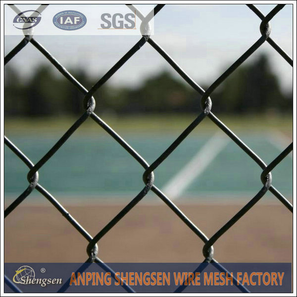 Gavanized Chain Link Fencing