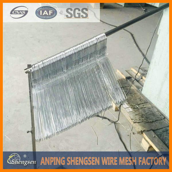 China Shengsen galvanized wire hangers