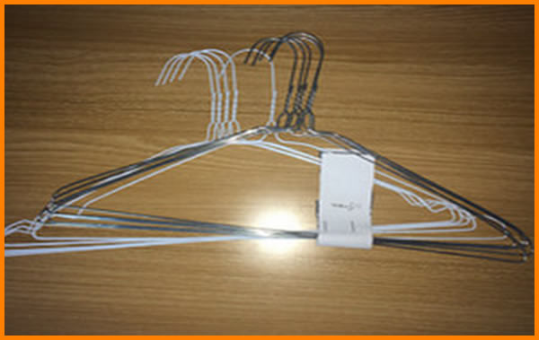 galvanized T shirt wire Hanger